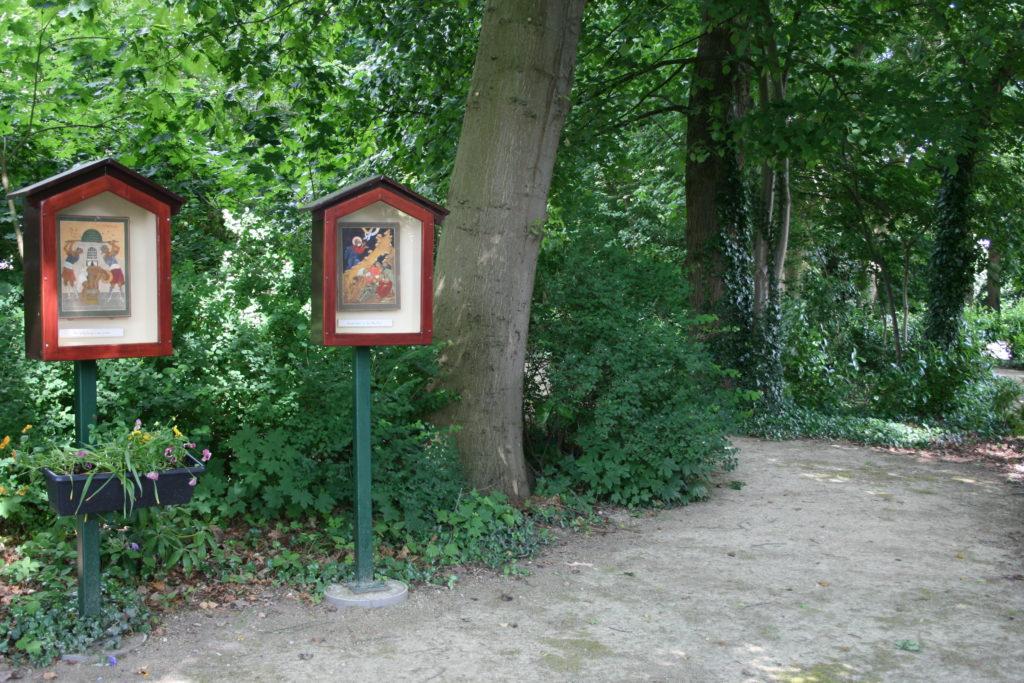 Park maria van Renkum
